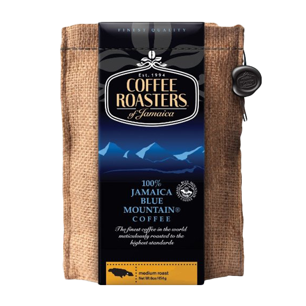 "*SOLD OUT* ""Coffee Rosters"" Blue-Mountain コーヒー8オンス ピーベリー100%"