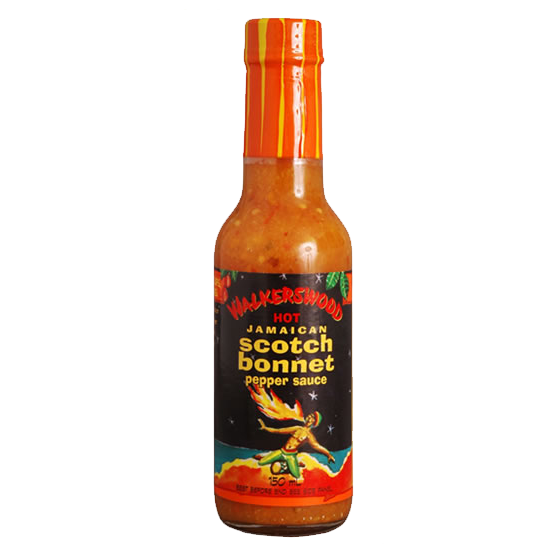 Walkerswood Scotch Bonnet Pepper Sauce (スコッチボネットペッパーソース (142 ml)