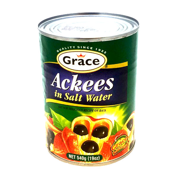 *SALE* GRACE ACKEE アキー