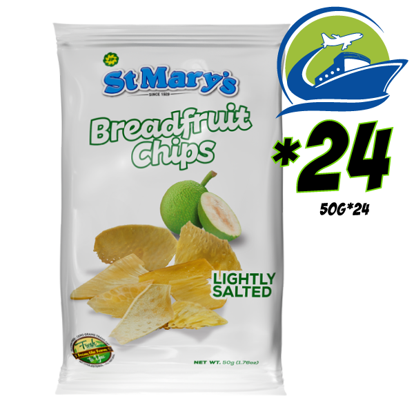 St Mary's Breadfruit Chips